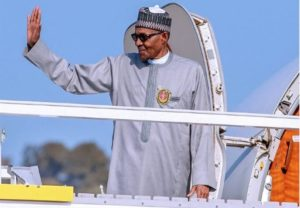 Buhari Jets Out To France