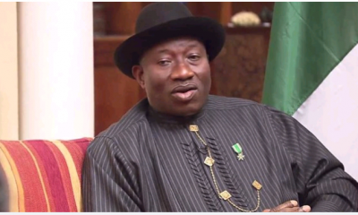 2023: Jonathan set to contest